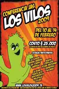 Conferencia JAS Los Vilos 2009