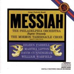 Handel-Messiah, por el Coro del tabernaculo