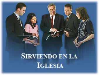 Sirviendo en la Iglesia