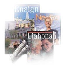 La Revelación moderna es escritura y se publica cada mes en la revista Liahona.