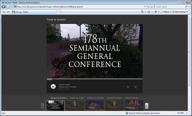 Conferencia General Semestral Nro. 178