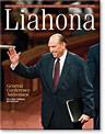 Liahona de Noviembre 2008 con los mensajes de la ultima Conferencia.