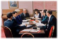 El Equipo Directivo por el élder Sterling W. Sill
