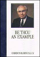Se Tú un ejemplo de G. B. Hinckley (Libro audio)
