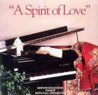 A Spirit of Love - Marvin Goldstein