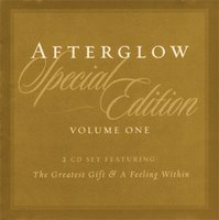 AFTERGLOW -Special Edition CD1 CD2