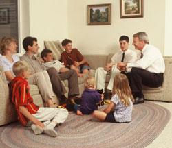 La obra misional que llamamos orientación familiar