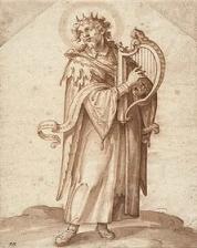 David, La figura Profética  de los Ultimos Días