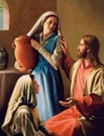 Mujeres en las Escrituras