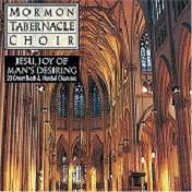 Coro del Tabernaculo : JESU, JOY OF MAN'S DESIRING 20 Great Bach & Handel Chorases