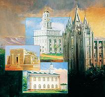 Se Anuncian 5 Nuevos Templos