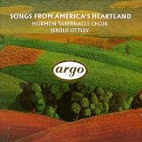 "THE MORMON TABERNACLE CHOIR  ""SONGS FROM AMERICA'S HEARTLAND"""