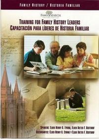 Capacitación Para Lideres de Historia Familiar