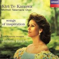 Kiri Te Kanawa  y el Coro del Tabernaculo- Songs of Inspiration
