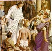 Jesus el Cristo : Es Sanado un Leproso