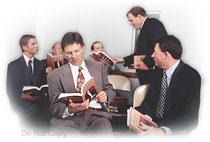 El Concilio de Los Cielos