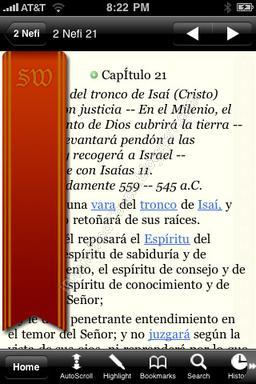 LDS Escrituras (3.05) - ipa-para iPhone, iPod touch y IPAD