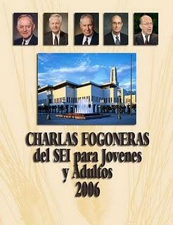 CHARLAS FOGONESRAS SEI 2006