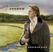 My Servant Joseph CD by Kenneth Cope